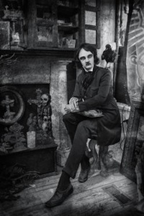 Life Size Edgar Allan Poe ... AVAILABLE